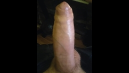 HUGE ROCK HARD UNCUT DICK UP CLOSE! CAM MODEL FREAKYKNIGHT AKA DAVE NAZAR