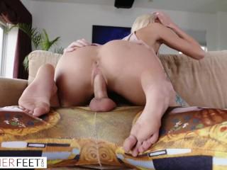 Sexy Dailymotion Com Loveherfeet - Bandmate Sole Worships His Sexy Groupies Cute Petite Feet, Babe
