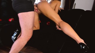 Hot wife strip surprise mom verified