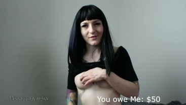 Greedy Finger Snaps 1 - Stroke and Send