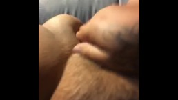 Masturbation before work!