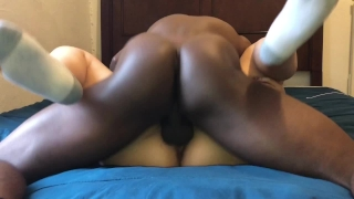 Latina vs bbc hot missionary afterschool (she begs for milk in Spanish)