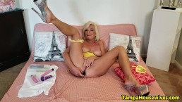 """The JOI Show """"Yellow with Orgasms"""""""