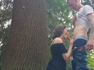 Free mouth fucking porn public outdoor blowjob outdoor quickie blowjob public babe blowjob hand