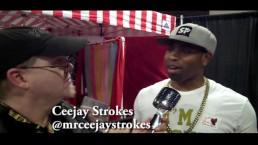 Ceejay Strokes with Jiggy Jaguar Exxxotica Expo 2018