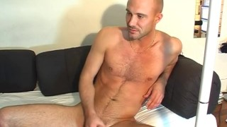 To handsome his straight porn gay in dude innocent us shows cock a huge massage hunk
