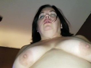 Pre pussy pics and video bbw fucks her husband in this pov shoot chubby mom mother bbw pov amate