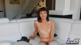 Alexa Scout BTS Interview porno