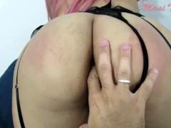 Mirai Tsubasa - Anal sex bunny