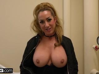 Christina applegate porn fakes janna hicks loves having cock between her big tits, bangrealmilfs but