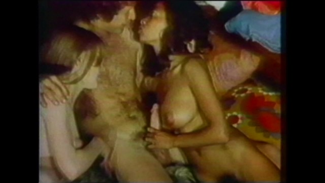 60s pornstar classics - Vintage orgy with giant cock