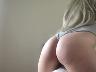FULL Humping The Corner Of My Bed MULTIPLE ORGASMS
