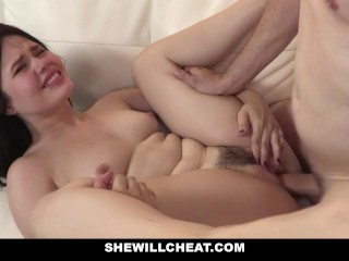 SheWillCheat - Asian Wife Drilled By Fuck Buddy