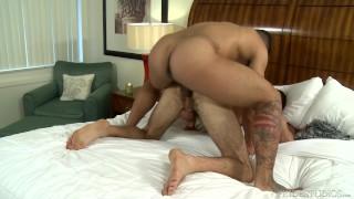 Video porno gratis - Pride Studios - Trey Turner Hairy Cock Ring Wearing Stranger Analized By Fetish Latino Daddy