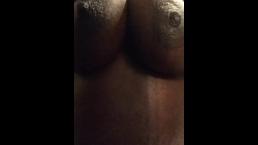 Horny Teasing my nipples