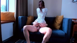 AMATEUR TEEN SLUT RIDE ON MY BIG COCK SO FAST Cock madeincanarias