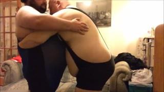 barge wrestling