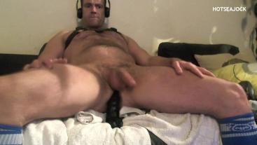 BEEFY STUD POUNDS Sloppy Hole with LARGE BLACK TOYS on cam