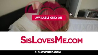 SisLovesMe - Party Girl Gets Pussy Turned Out by Stepbro Knoxklan knoxklan1
