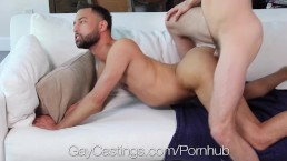 GayCastings Casting agent fucks sweet ass Carson Cruise