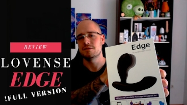 Lovense EDGE Full review and testing with cumshot