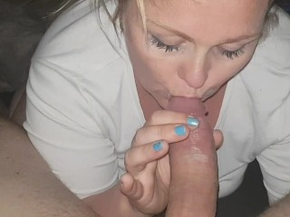 Hot milf big tit appreciating his monster cock big cock point of view cock worship soft