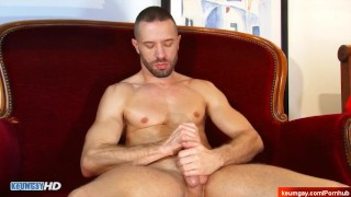 My very sexy neighbour made a porn !! Jerking petite