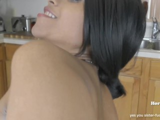 Step-Mom Wants Son To Cum In Her Holes Hindi (English Subtitles)