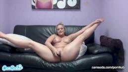 CamSoda - Alexis Texas Masturbation Orgasms Big Booty Twerk