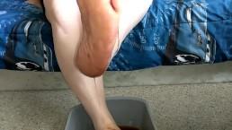 Corinnenasty jelly & dripping syrup crush