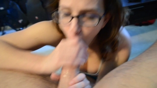 And gets slutty sucks milf wow fucked curvy homemade
