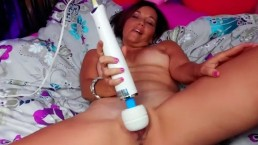 Caught my mom masturbating in my room