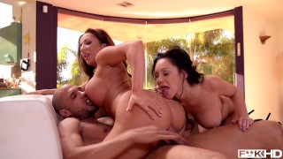 Fuck milfs ryan american raines lucky busty stud boy richelle pool dayton fuckin threesome