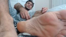 FOOT FETISH - SIRPAULIE - STR8BOYZSEDUCED - ADDRESSING FOOT FAGGOTS