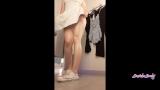 Snapchat Cute College Girl Has Fun Masturbating In The Public Dressing Room