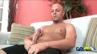 His kay with jay cock solo play jock self