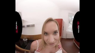 VirtualRealPorn.com - Czech dinner Big vr