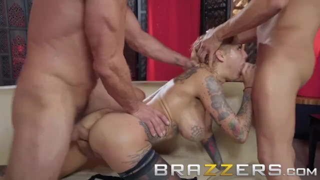 Eosin-nigrosin and viability of sperm interpretation - Brazzers- bonnie rotten the cumback - tattooed pornstar gets dped