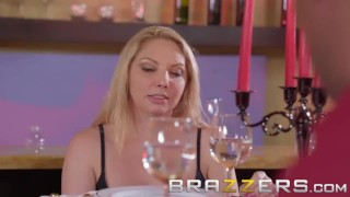 Preview 2 of Brazzers- Bonnie Rotten The Cumback - Tattooed pornstar gets dped