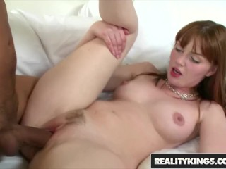 Reality Kings - Red head Marie Mccray loves cock