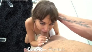 Riley creampies oozing with reid cumk multiple butt small