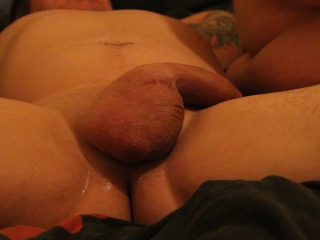 bbw emma shaving my big cock