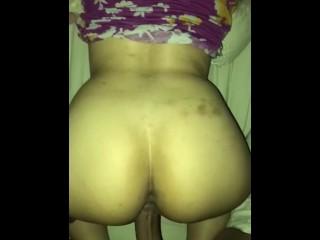 Fucking tight pussy GF pov