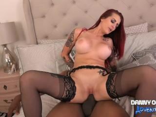 Latin Swingers Sex Docean Tana Lea Creampied By Black Dick, Babe Big Tits Creampie Interracial