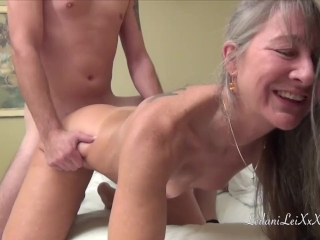 Leilani lei meets brad knight - 1 part 4