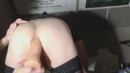 Fuck me daddy, Vday Fun Part 1