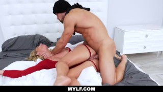 MYLF-Horny Housewife Phoenix Marie Fucked By Big Cock Thief Big hardcore