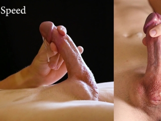 Dual Prime Edging – Twink teases throbbing cock with dual angle prime lens