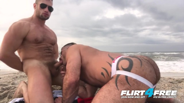Free gay sec pictures sports beach - Killian crew on flirt4free - ripped hunks bareback on the beach
