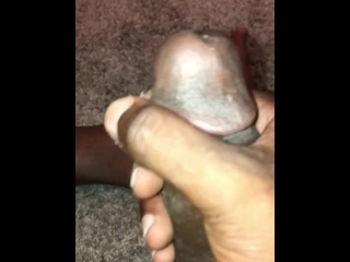 Black Dick Cum